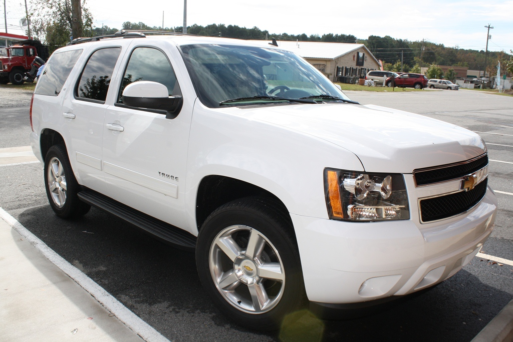2012 Chevrolet Tahoe LT 4D Utility | Diminished Value Car Appraisal