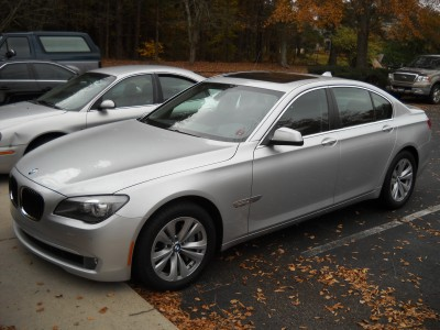 2011 BMW 740i x6