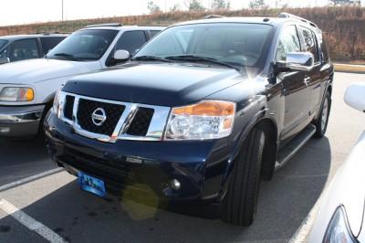 2008 Nissan Armada LE 09