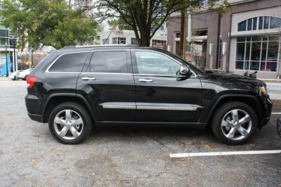 2012 jeep grand cherokee overland diminished value car appraisal. Black Bedroom Furniture Sets. Home Design Ideas