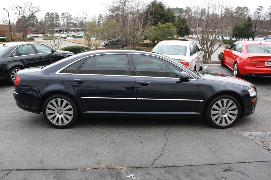 2006 Audi A8 L Diminished Value Car Appraisal