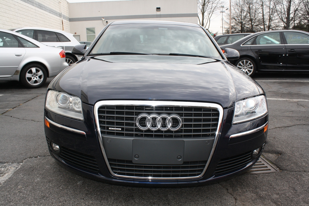 Audi A L Diminished Value Car Appraisal - 2006 audi a8