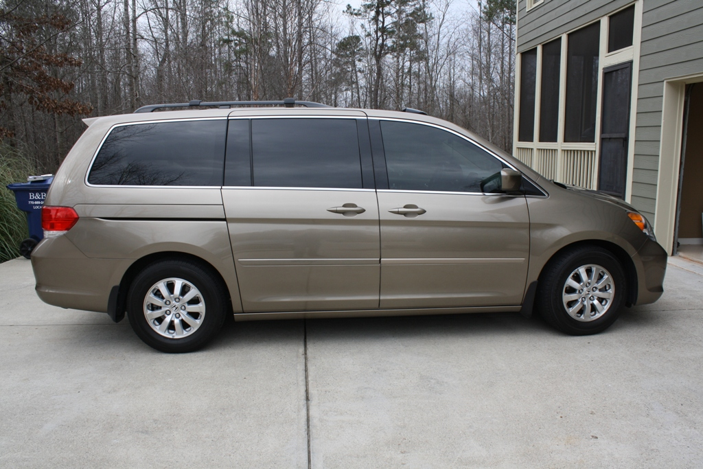 2010 honda odyssey ex l diminished value car appraisal. Black Bedroom Furniture Sets. Home Design Ideas