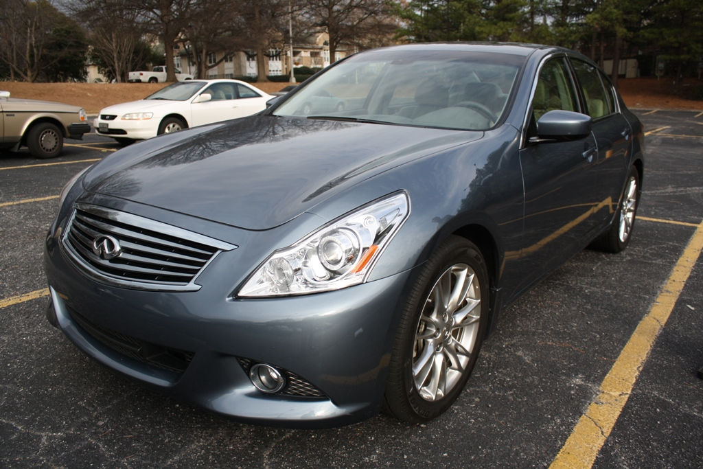 G37 Sedan 0 60 >> 2010 Infiniti G37 | Diminished Value Car Appraisal