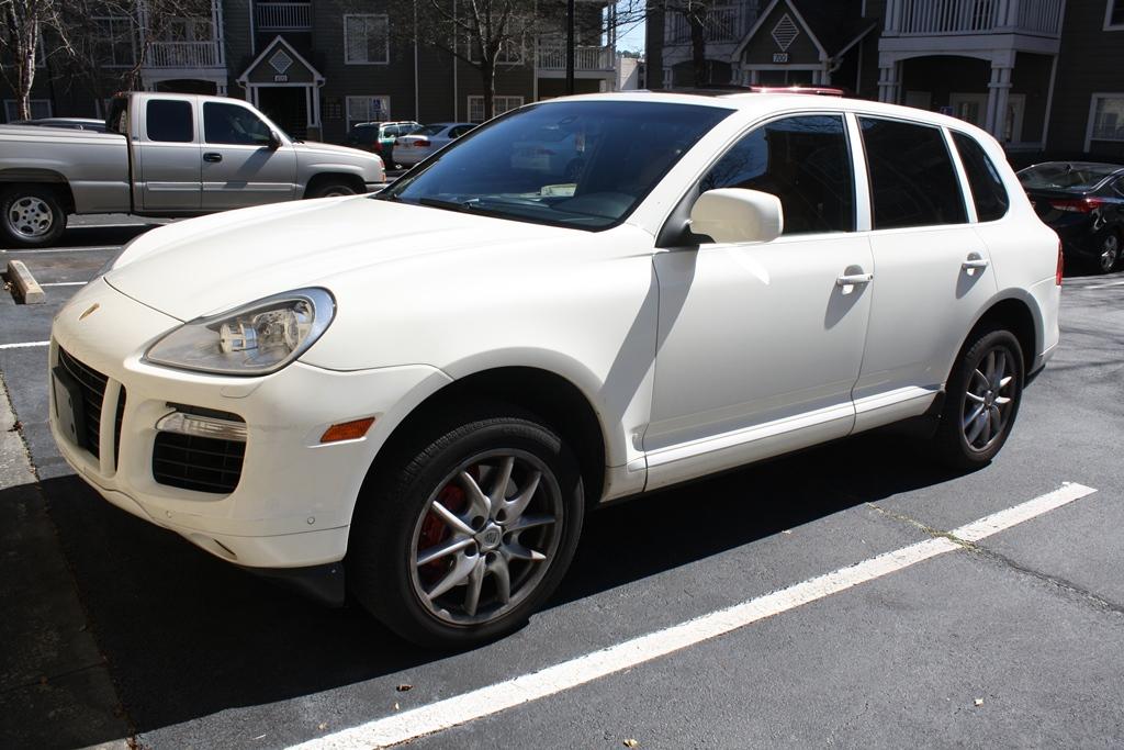 2008 Porsche Cayenne Turbo   Diminished Value Car Appraisal