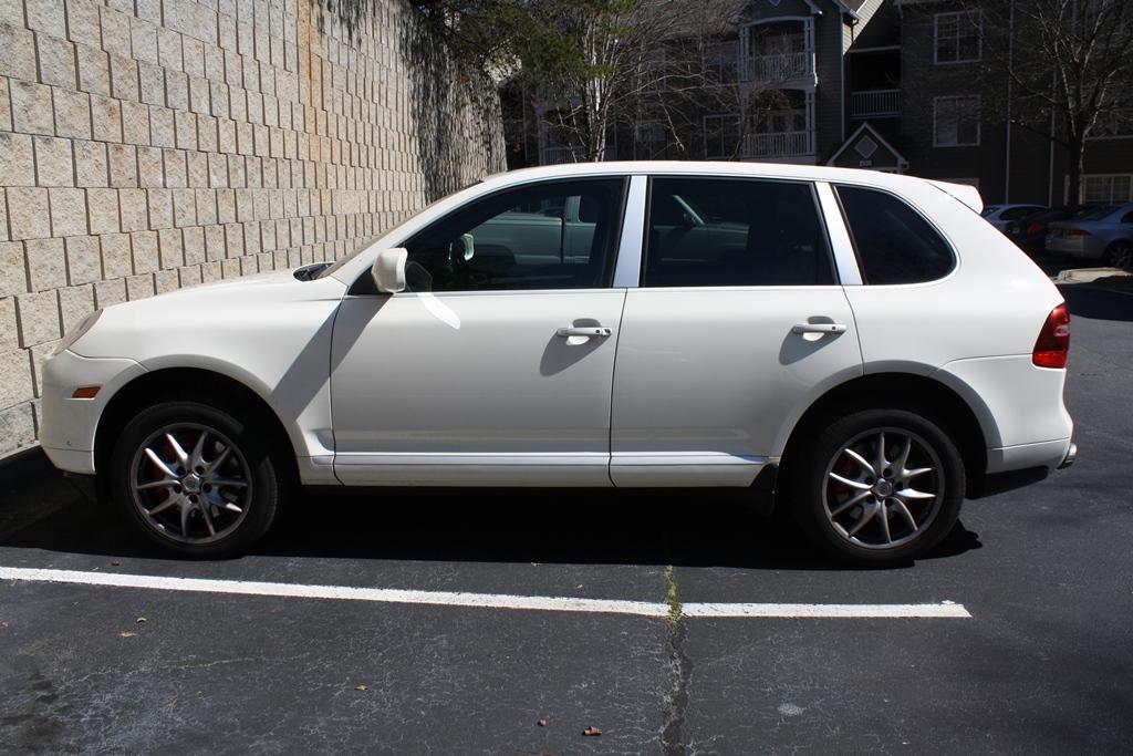 2008 Porsche Cayenne Turbo | Diminished Value Car Appraisal