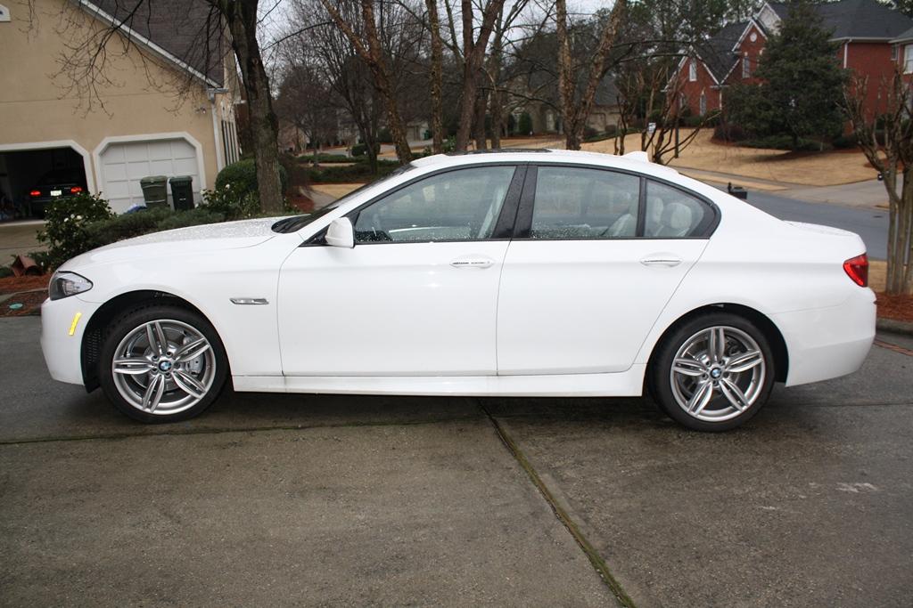 2012 Bmw 535i Diminished Value Car Appraisal