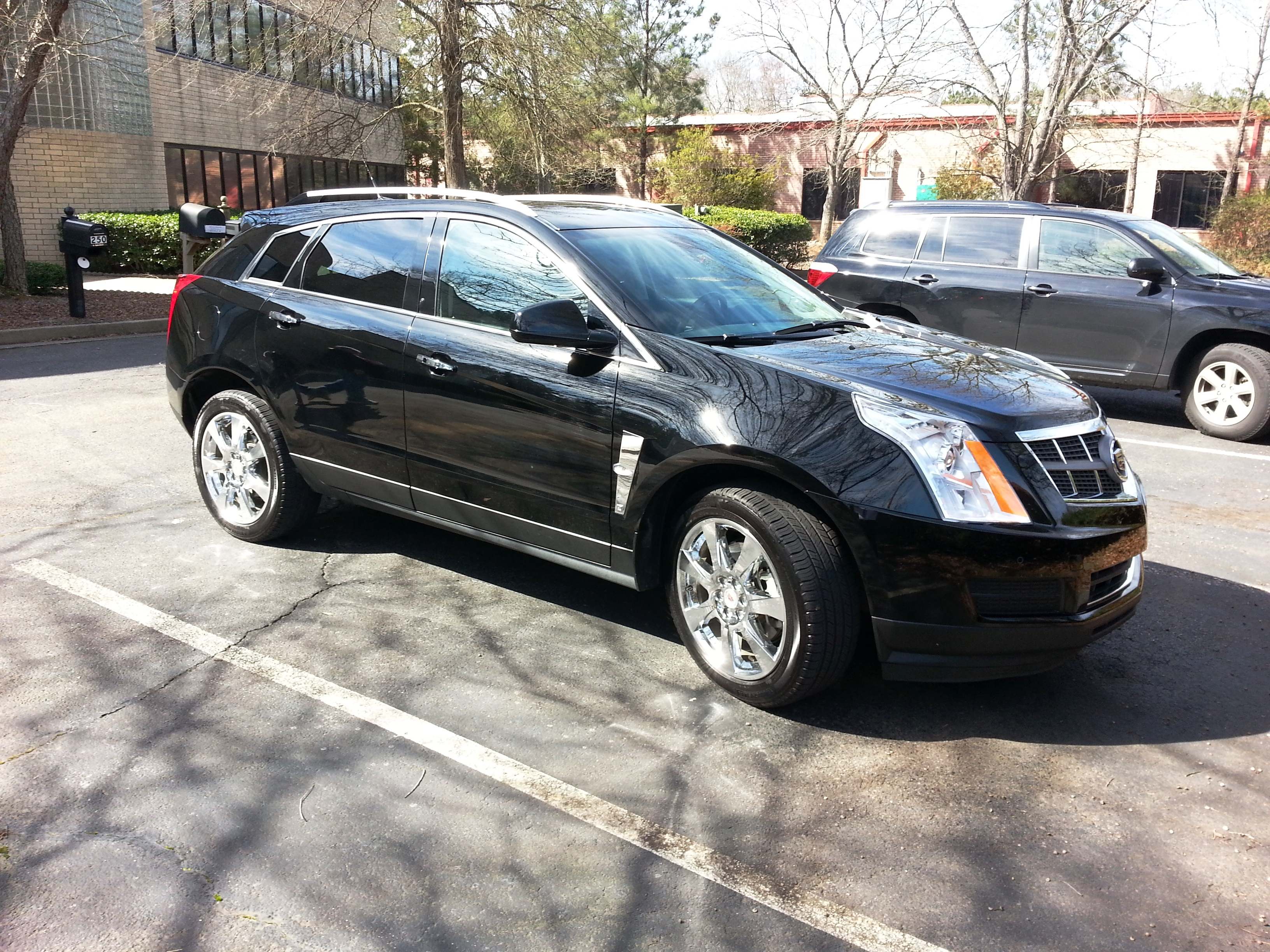 srx cadillac listings dsc automax