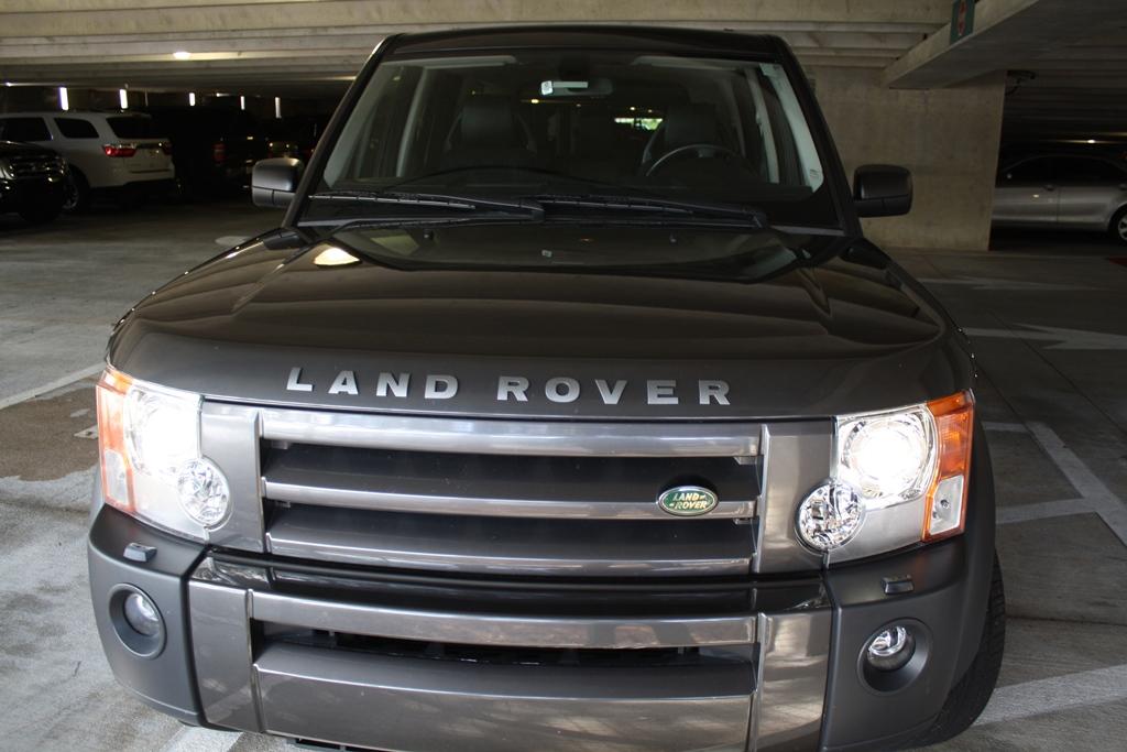 2006 Land Rover LR3 SE 06
