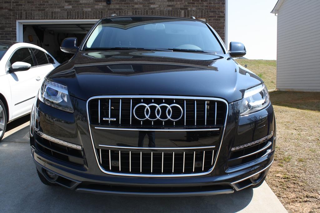 2012 Audi Q7 Premium Plus | Diminished Value Car Appraisal