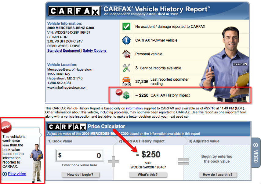 Carfax Price Calculator Fail Diminished Value Car Appraisal