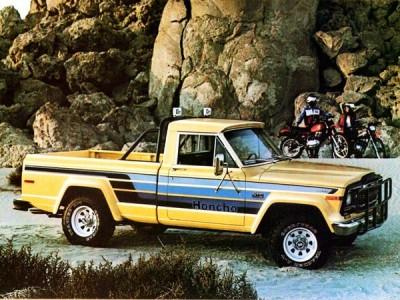 1983 Jeep Honcho
