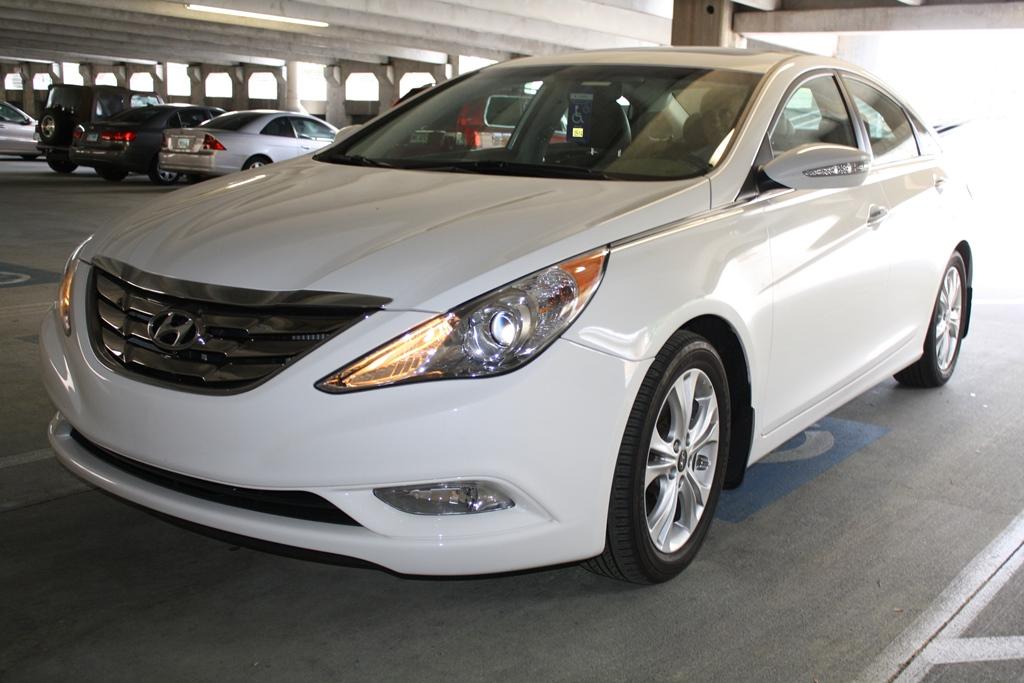2011 Hyundai Sonata 2 0t Limited 12