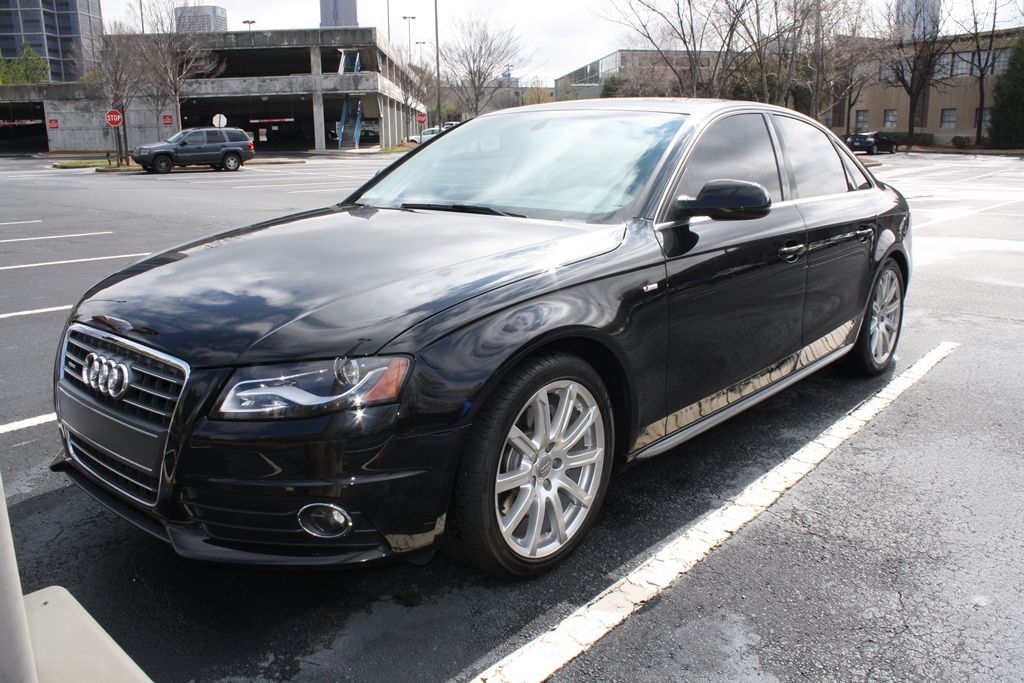 2012 audi a4 prestige s line quattro 2 0t diminished value car appraisal. Black Bedroom Furniture Sets. Home Design Ideas