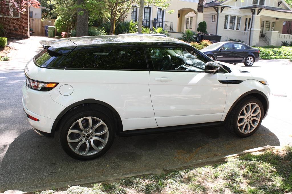 2012 Range Rover Land Rover Evoque 10