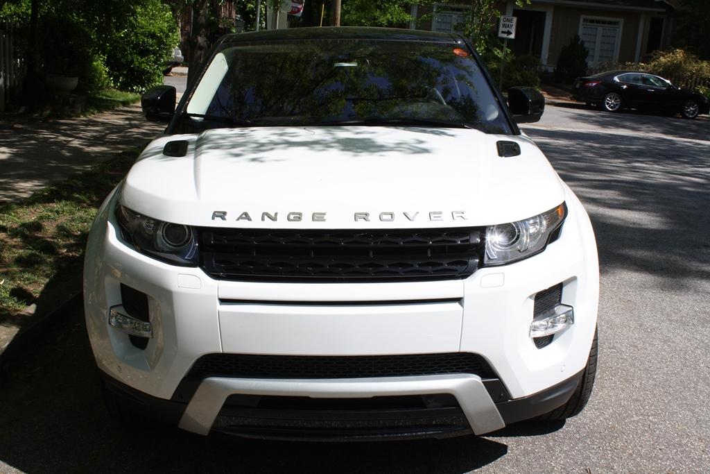 2012 Range Rover Land Rover Evoque 12