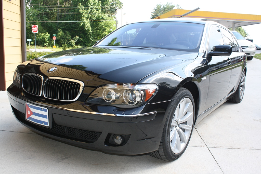 BMW LI - 2002 bmw 750