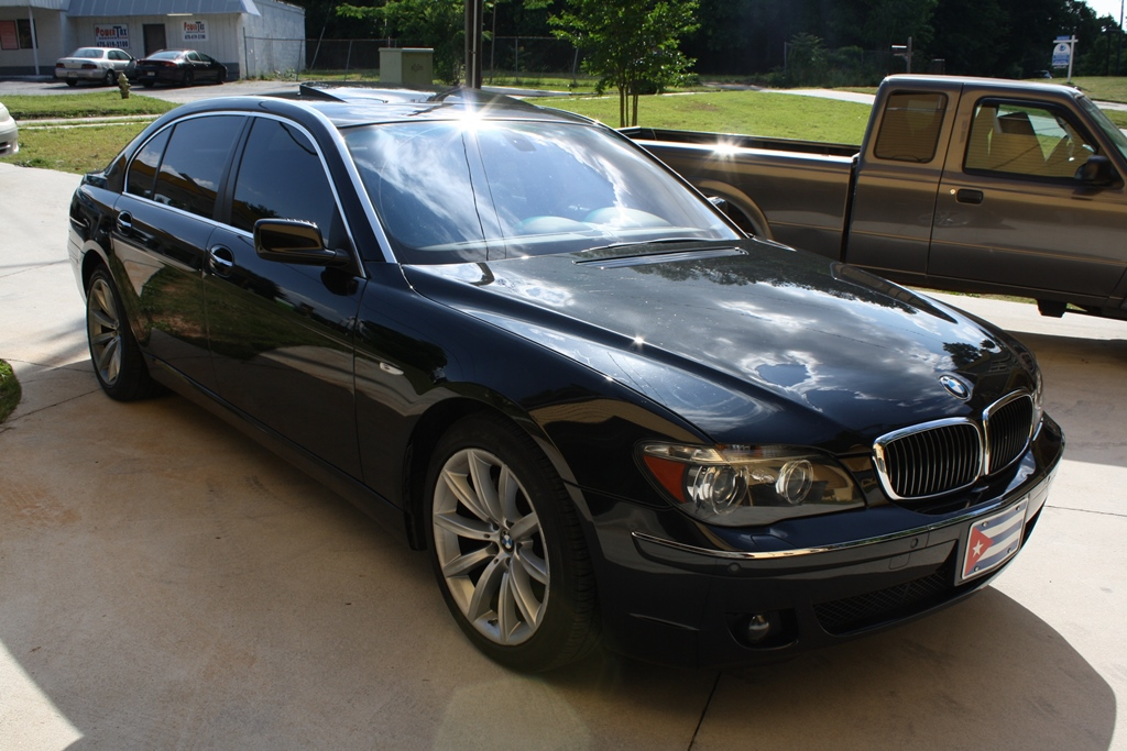 2008 BMW 7-Series 750Li 4D Sedan | Diminished Value Car Appraisal