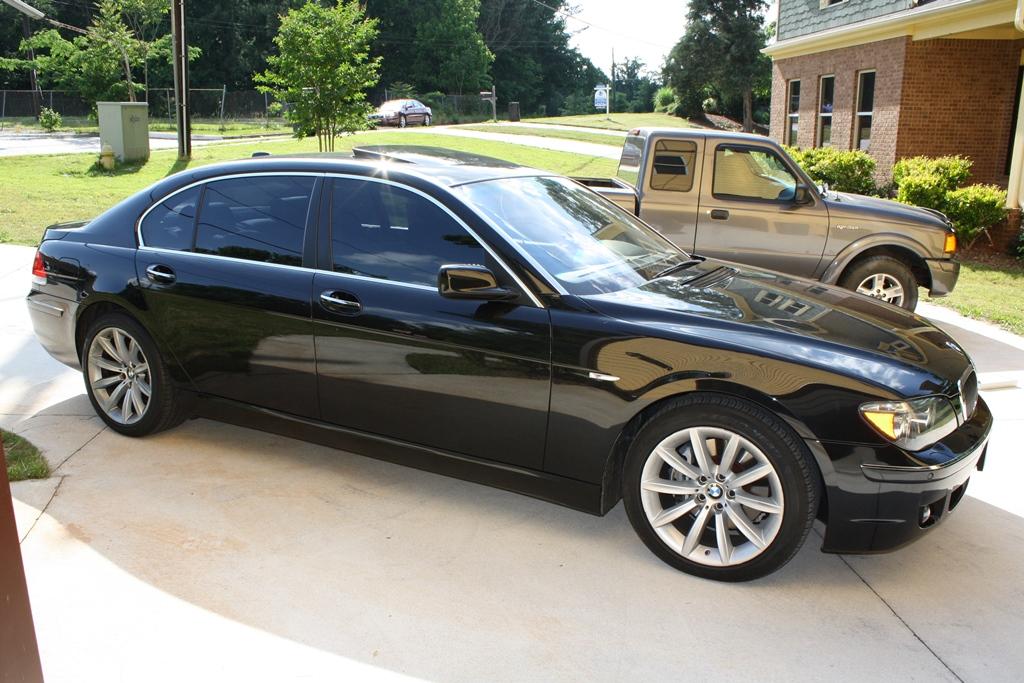 2008 BMW 750LI 08