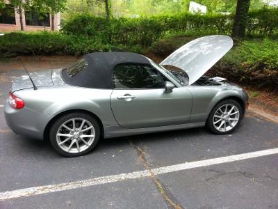 2009 Mazda Miata 5