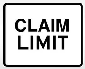 Claim Limit