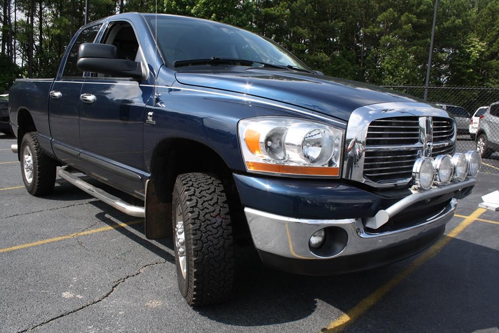 2006 Dodge Ram 2500 SLT 07