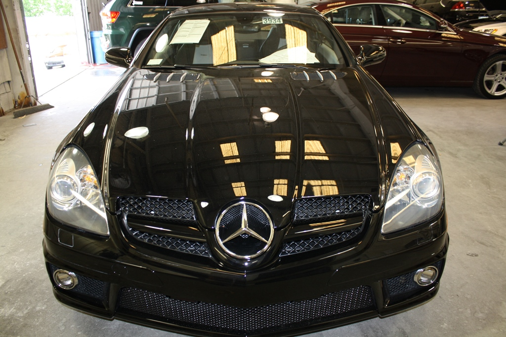 2009 Mercedes-Benz SLK55 AMG 06