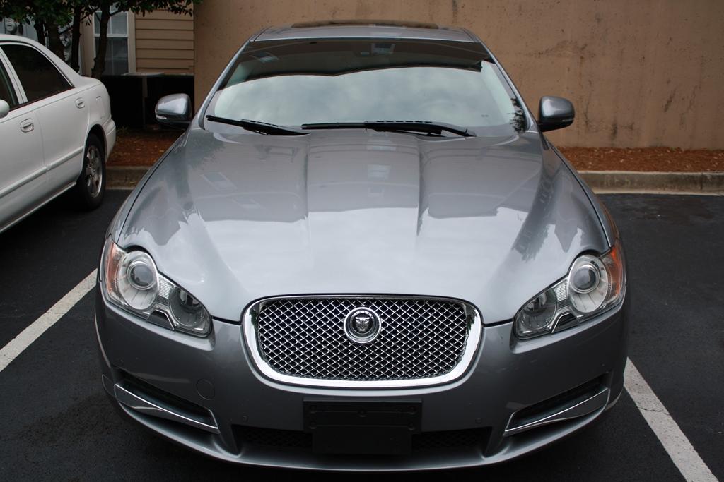 2010 Jaguar XF 06 | Diminished Value - Georgia Car Appraisals - Vehicle Valuation Experts