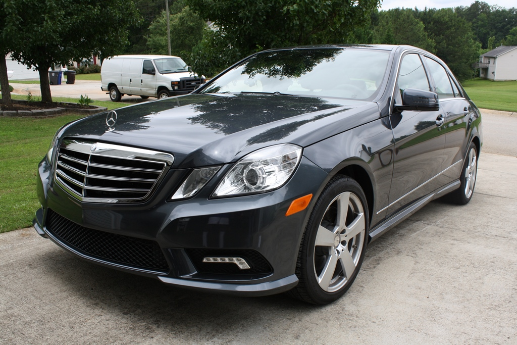2011 mercedes benz e350 05. Black Bedroom Furniture Sets. Home Design Ideas