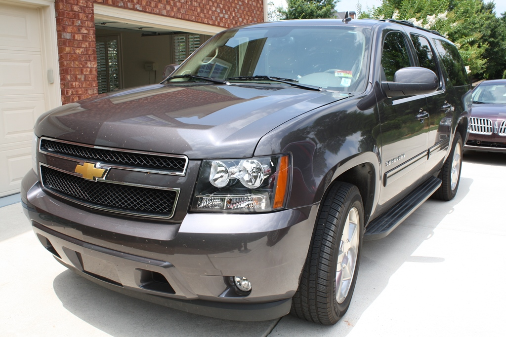 2011 chevrolet suburban 1500 lt 4d utility diminished. Black Bedroom Furniture Sets. Home Design Ideas