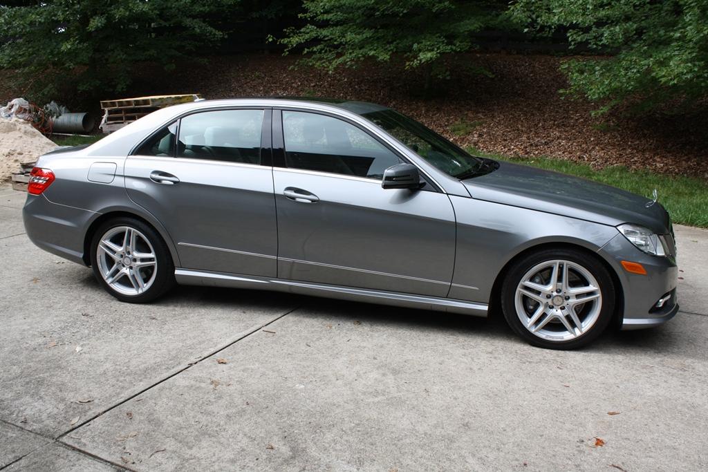 2011 mercedes benz e class e550 4d luxury sedan for 2013 mercedes benz e550