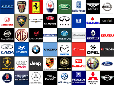 Automotive-Logos-Car-Companies
