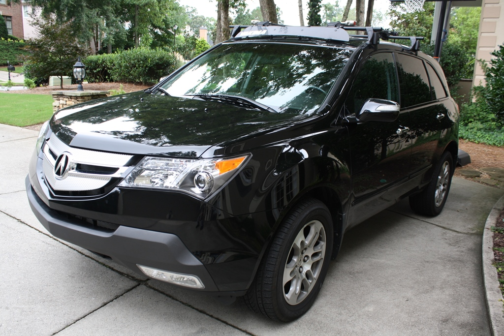 2007 Acura Mdx Suv Diminished Value Car Appraisal