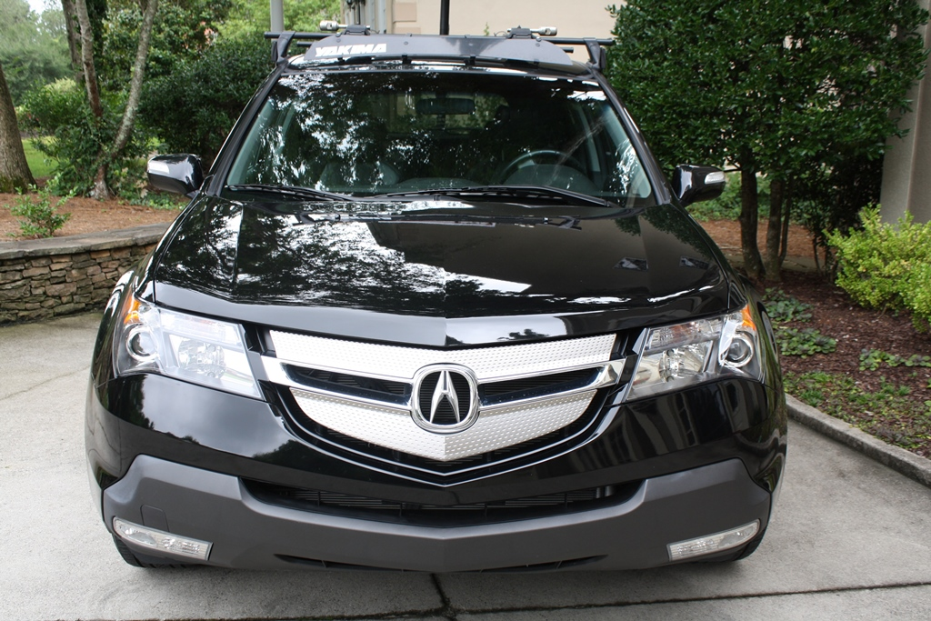 2007 Acura Mdx Effective 10 17 06 Major Changes For Redesigned My Code Series Model Invoice Retail Yd2827jnw 4d Utility