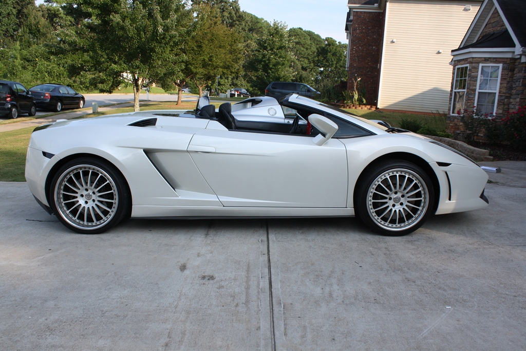 2007 Lamborghini Gallardo Spyder | Diminished Value Car Appraisal