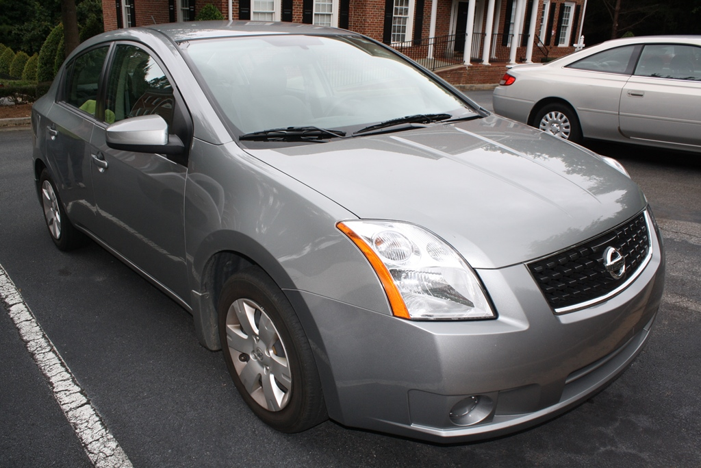 2008 nissan sentra diminished value diminished value car appraisal rh diminishedvalueofgeorgia com Honda Corolla 2014 Nissan Sentra