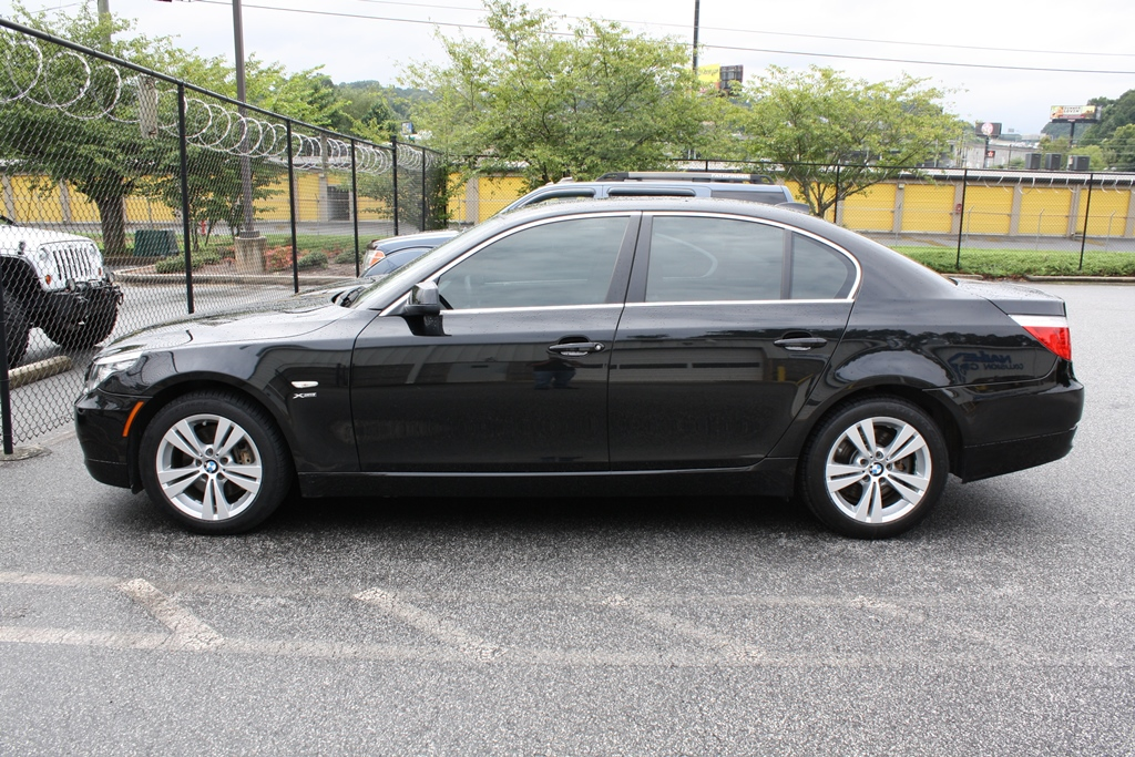 2010 Bmw 5 Series 528xi 4d Sedan Diminished Value Car