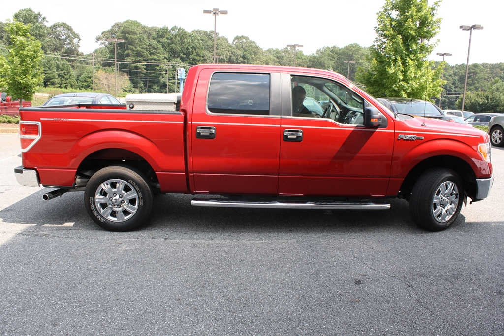 2012 Ford F150 Xlt Supercrew Diminished Value Car Appraisal