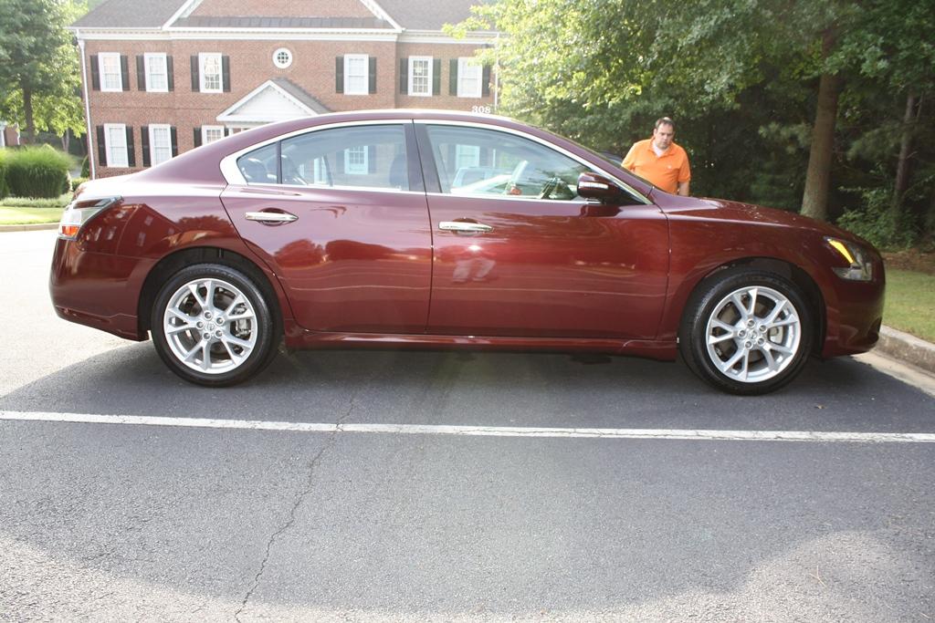 2012 Nissan Maxima SV 4D Sedan | Diminished Value Car Appraisal