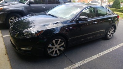 2013 Kia Optima SX 4D Sedan Turbo (2)