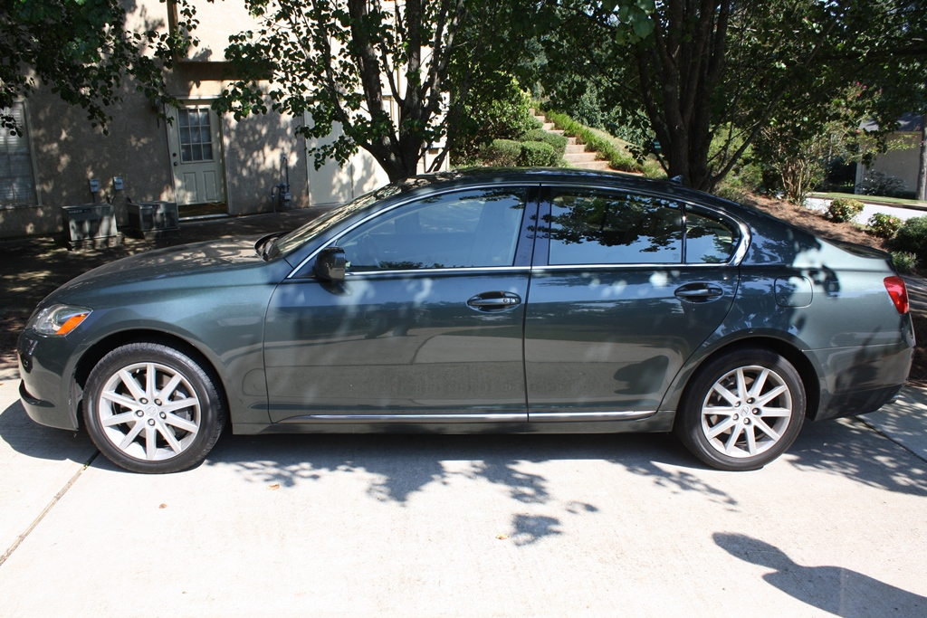 2007 lexus gs gs 350 awd diminished value car appraisal. Black Bedroom Furniture Sets. Home Design Ideas