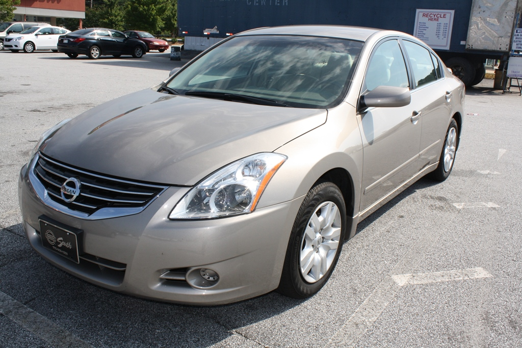 2013 Nissan Altima With Rims >> 2012 Nissan Altima S 4D Sedan | Diminished Value Car Appraisal