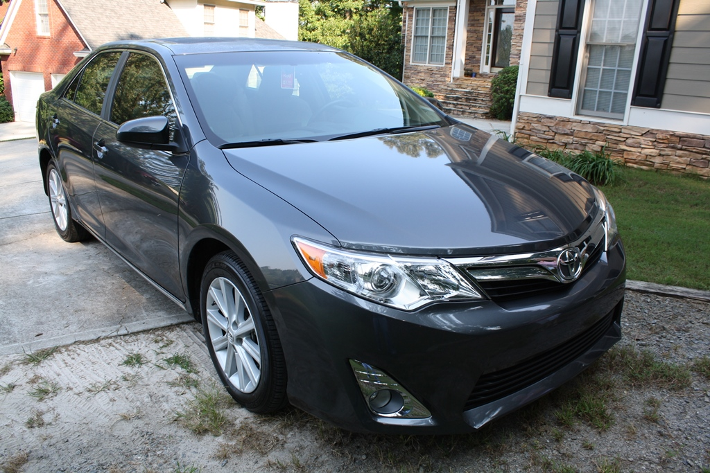 2012 Toyota Camry Xle Diminished Value Car Appraisal