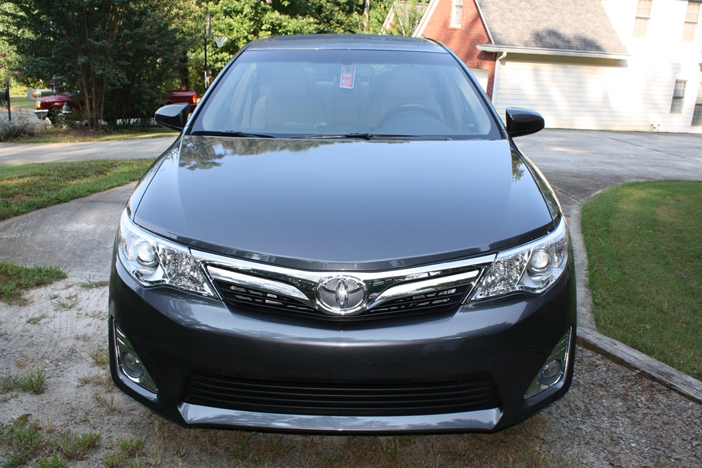 2012 TOYOTA CAMRY XLE | Diminished Value Car Appraisal