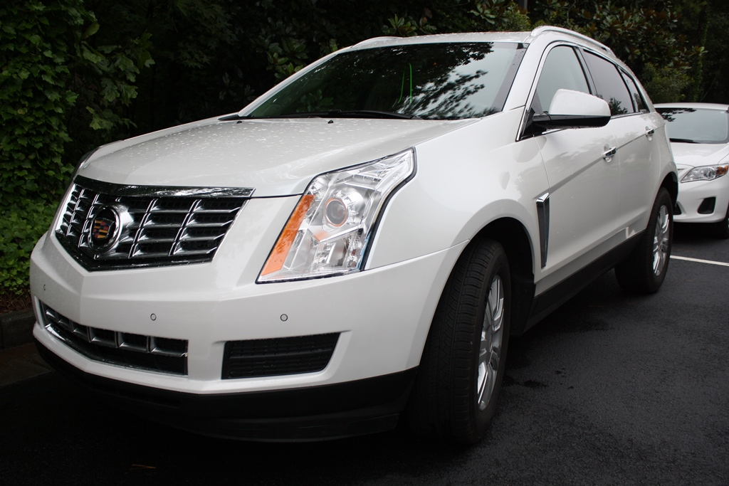 2013 Cadillac Srx Luxury Diminished Value Car Appraisal