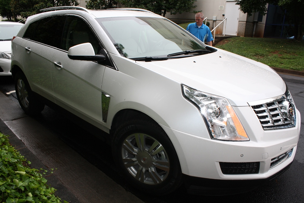 expert used stevenson cadillac of review vehicle mark srx