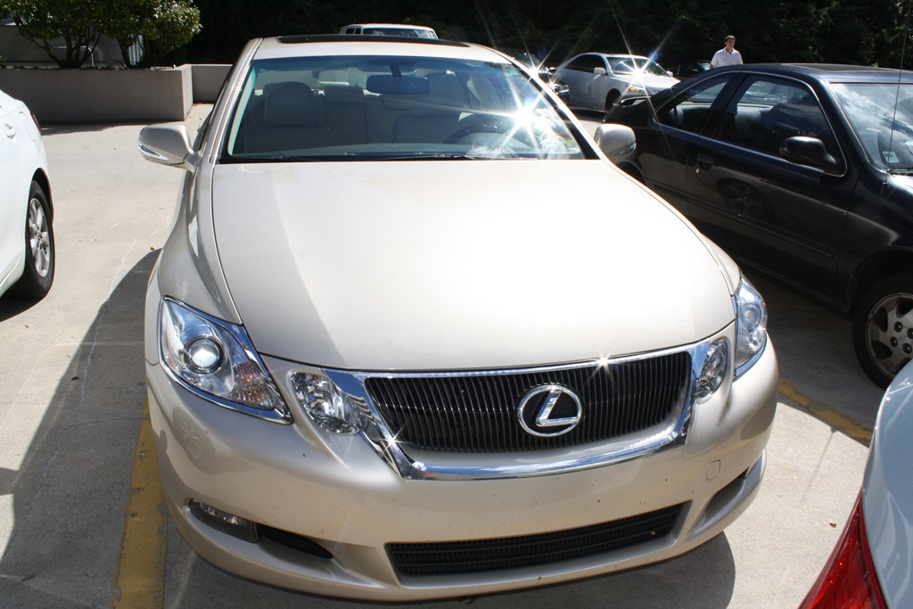 Was Your 2011 Lexus GS350 Involved In An Accident?