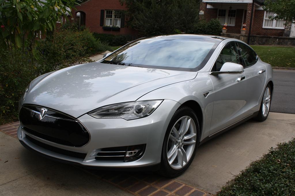 Tesla Model S Signature Diminished Value Car Appraisal - 2012 tesla model s