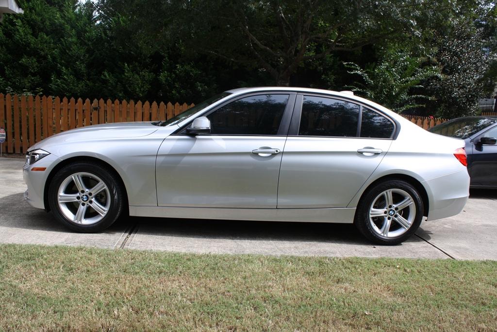 BMW Series I D Sedan Diminished Value Car Appraisal - Bmw 328xi sedan