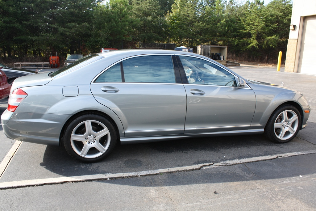Check A Car Vin >> 2008 Mercedes-Benz S Class S550 4D Sedan | Diminished Value Car Appraisal